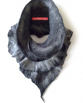 TRICOULOR - Black, Gray & Antracit